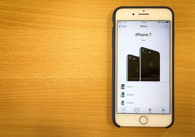 Pourquoi opter pour un iPhone 7 ?